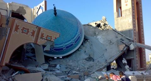 بدعم ألماني،اتفاقية لبناء 100 بيت مدمر كليًا بغزة