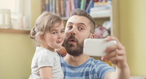 بحث: للآباء أيضا تأثير مباشر على نمو الاطفال