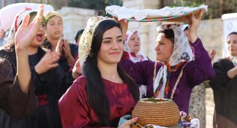 مؤسسة انماء في الناصرة تشارك في مهرجان التراث الثامن في بيرزيت