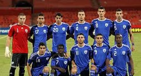 منتخب اسرائيل للشباب والمنتخب الايراني في فندق واحد