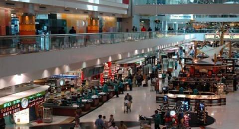 مطار دبي: الهاتف الذكي بدل جواز السفر