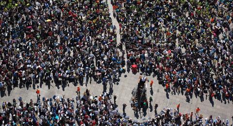 عدد البشر في العام 2050 سيصل لـ9 مليارات