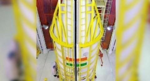 الهند تطلق 31 قمرًا اصطناعيًا لمراقبة الارض