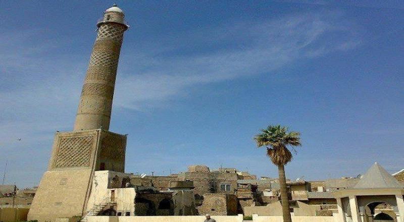 مسجد النوري الكبير، صرح معماري هدمته داعش Bb0448