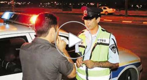 أور يروك: خُمس السائقين قادوا سياراتهم تحت تأثير الكحول