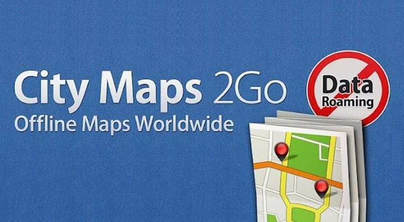 خرائط CityMaps2Go Pro بدون انترنت متوفر الآن لآيفون