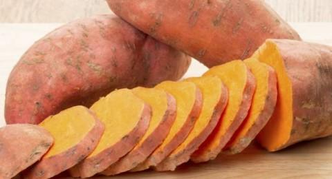البطاطا الحلوة تسبب الشعور بالشبع لمدة أطول
