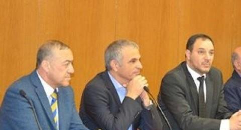 رئيس مجلس كفر قرع المحامي حسن عثانمة: