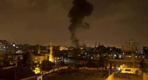 شهيد وجرحى في رفح جراء قصف إسرائيلي على القطاع