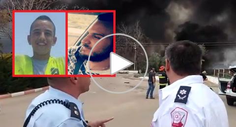 اليوم سيتم تمديد اعتقال المشتبهين بحريق مخزن المفرقعات .. وأمر حظر نشر