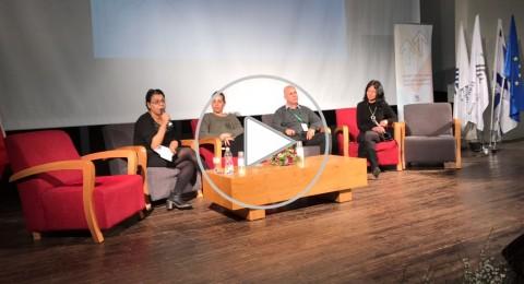 استمرار فعاليات مؤتمر جفعات حبيبة الخامس ضمن مشروع خارطة الطريق