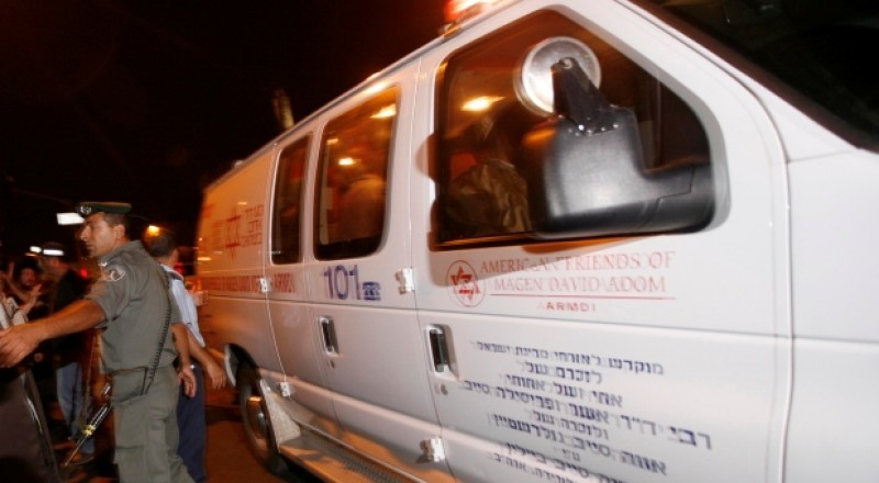 إصابة مسنة دهسها جيب اسرائيلي في نابلس