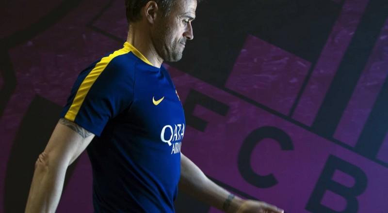 سامباولي يكشف حقيقة مفاوضات برشلونة