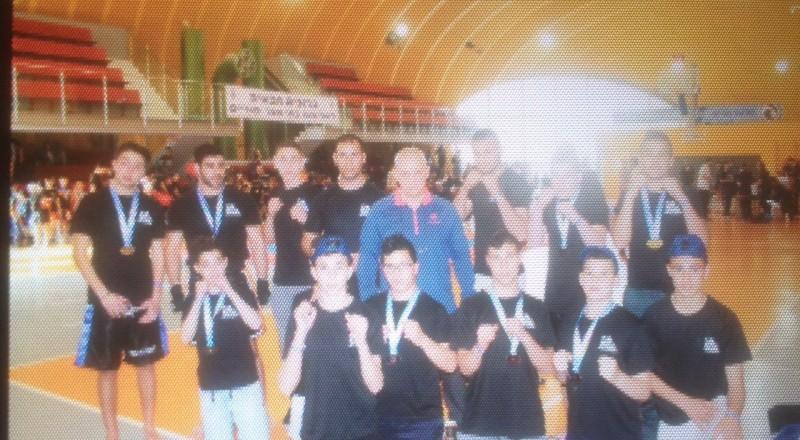 جمعية power club تحصد نتائج مشرفة في بطولة ايلات