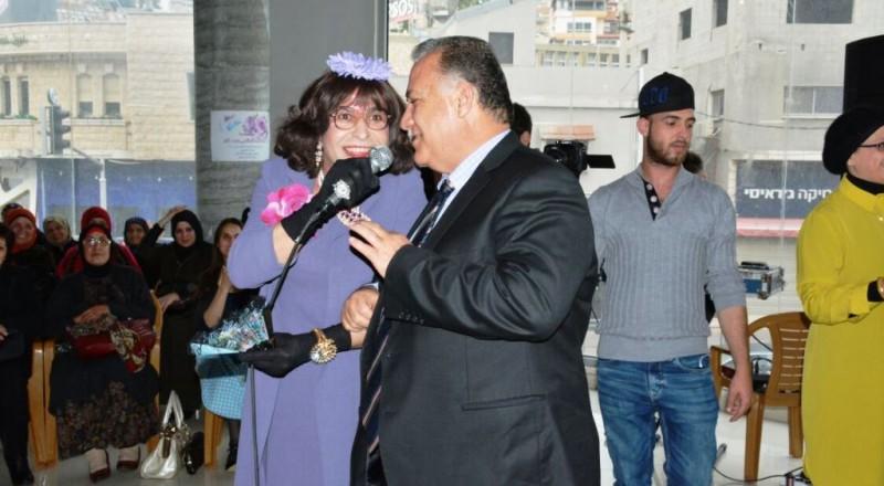 نساء ناصرتي يحتفلن بيوم المرأة العالمي وعيد الأم