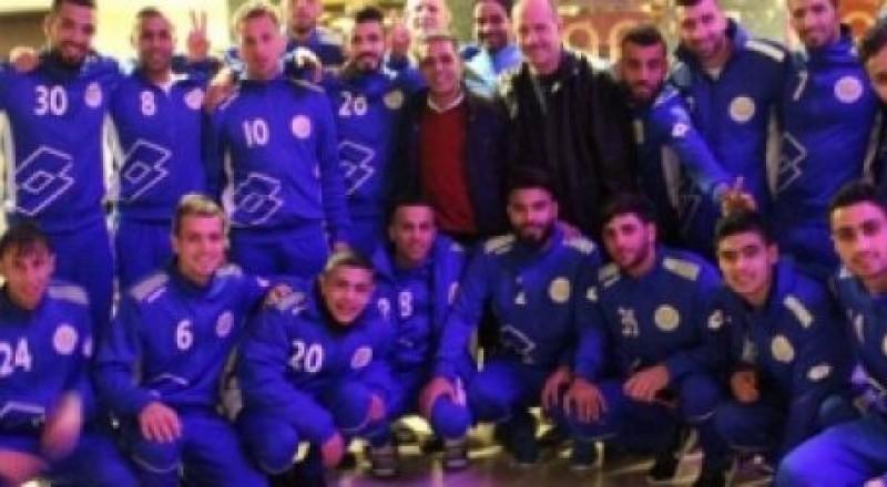 هل ستُقدم لائحة اتهام ضد لاعبي شباب الخليل من فلسطيني الداخل