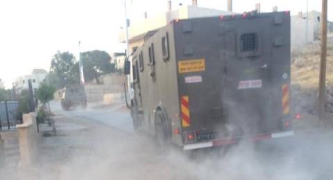 جنود الاحتلال يعتدون بالضرب على عاملين من بلدة العبيدية