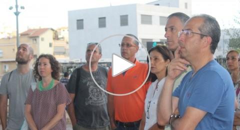 الناصرة: جولة سياحية استثنائية تعزز قيمة التعايش واللغة المشتركة في رمضان