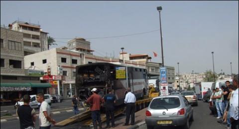 يافة الناصرة:15% عبروا الشارع في مكان خال من ممر للمشاة