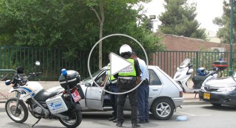 هل مصادرة السيارة رادعة بما  فيها الكفاية لمكافحة مخالفات السير