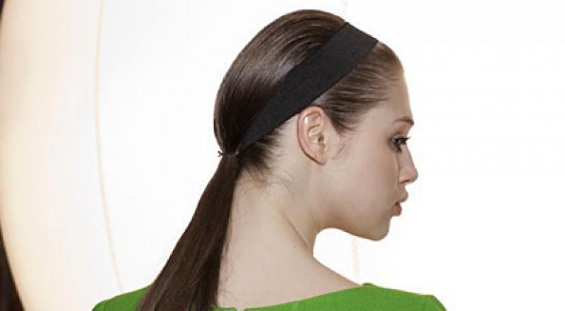عصابات الشعر هي الميزة الرئيسية للموسم
