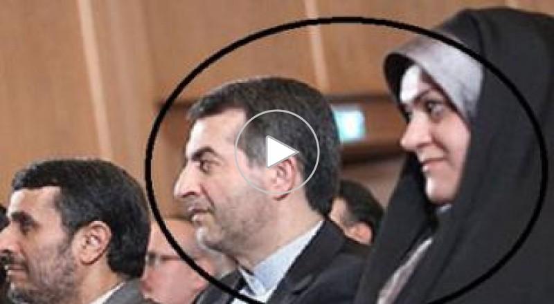 فضيحة وزير إيراني يمارس المتعة في المصعد