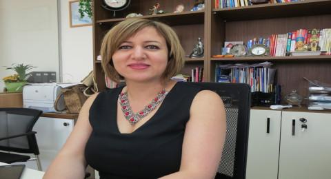 نزارين تورز شفاعمرو تحتفل بالانتقال الى مكتبها الجديد .