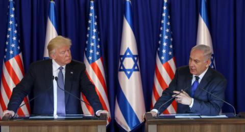ترامب في مؤتمر مشترك مع نتنياهو بالقدس: نستطيع التوصل إلى السلام، أمامنا فرصة عظيمة