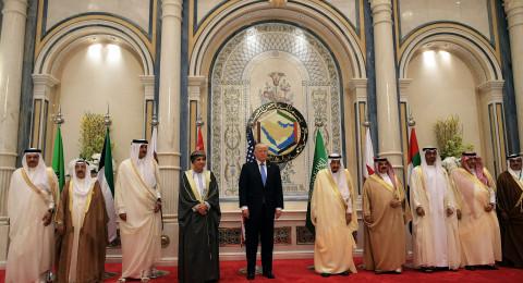اختتام الجلسة المغلقة للقمة الخليجية-الأميركية بالرياض