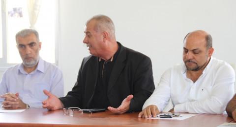 اضراب في المجتمع العربي تضامنًا مع الأسرى