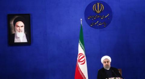 روحاني: سنعيد الإستقرار للمنطقة خلال 4 سنوات