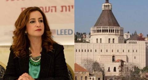 ريناوي – زعبي: لا أنوي الترشح لرئاسة بلدية الناصرة