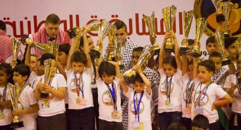 طلاب مركز مايسترو يفوزون بستة كؤوس في الأردن