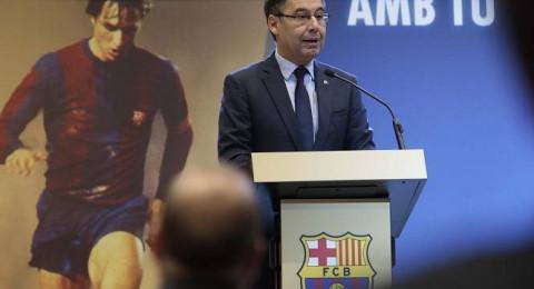 رئيس برشلونة يتحدث عن المدرب المقبل