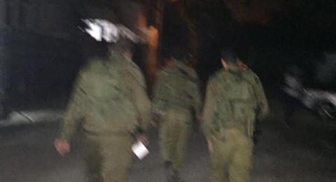 النائب مسعود غنايم يطالب وزير الأمن منع الجيش من القيام بتمارين عسكرية في قرية كفر قرع وباقي القرى العربية