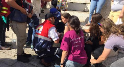 اجواء توتر تسود المدينة المقدسة مع وصول مسيرات المستوطنين الاستفزازية