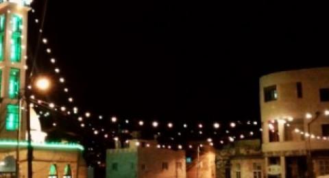 هلال رمضان ينير مبكرا في نابلس