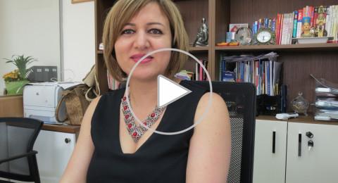 شفاعمرو: نزارين تورز تحتفل بالانتقال الى مكتبها الجديد .