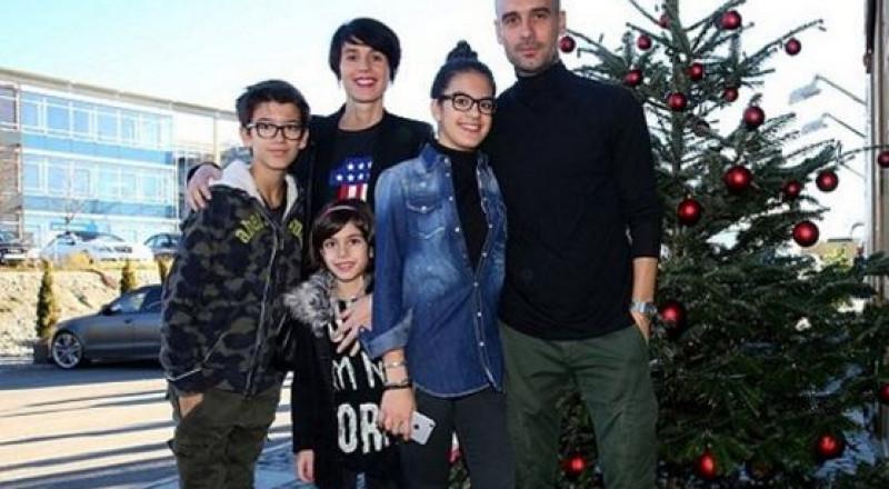 غوارديولا كاد أن يفجع بعائلته في تفجير مانشستر!
