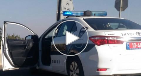 اعتقال 3 محترفي سرقة سيارات من موقف سيارات مطار اللد