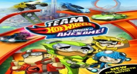 Team Hot Wheels:The Origin of Awesome مدبلج
