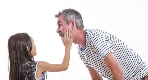 كيف تتصرف عندما يضربك طفلك؟