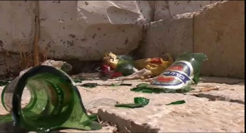 تحريات بكرا المشروبات الكحوليه والسجائر -الصحفي وائل عواد