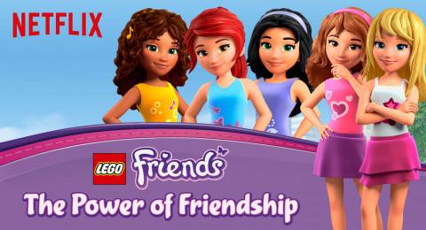 FRIENDS: THE POWER OF FRIENDSHIP - الحلقة 1