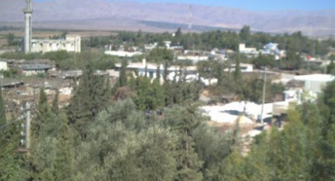 إسرائيل تقصف معسكرًا للجيش السوري قرب القنيطرة