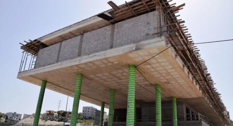 الناصرة: الانتهاء من بناء مدرسة الثانوية الشاملة على اسم الدكتور المرحوم خالد سليمان
