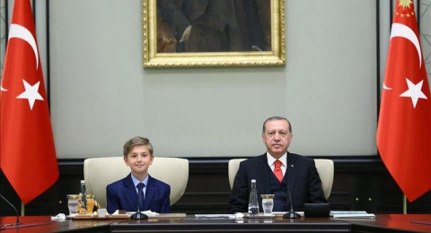 أردوغان يترك منصبه الرئاسي لـ