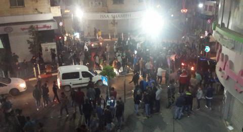 3 إصابات إحداها خطيرة برصاص الاحتلال شرق رام الله