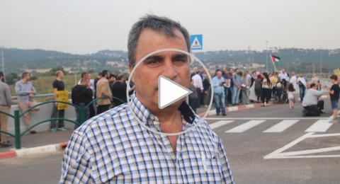 اليوم: وقفة احتجاجية موّحدة على مدخل ام الفحم لدعم الأسرى