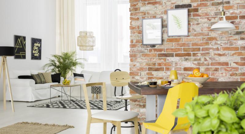 اختاري الكراسي الملونة لغرفة طعامك